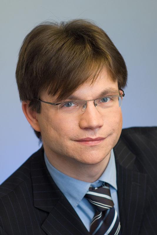 Petr Oèko, koordinátor evropských fondù