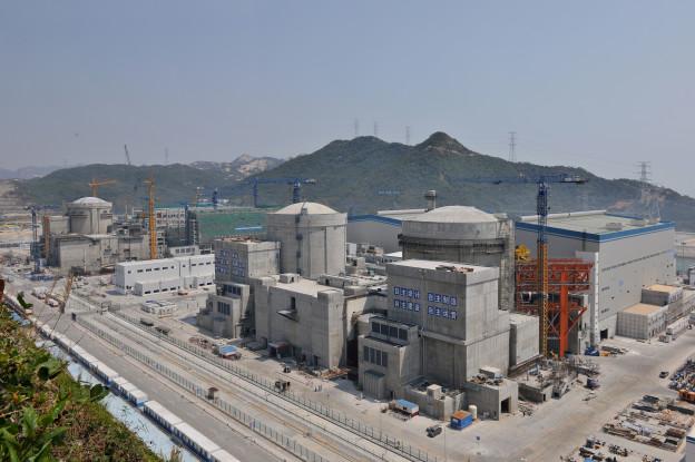 jaderná energie - Společnost CLP koupila 17% podíl v provozovateli JE Jang-ťiang - Ve světě (YJNPS at Dongpin Town China) 2