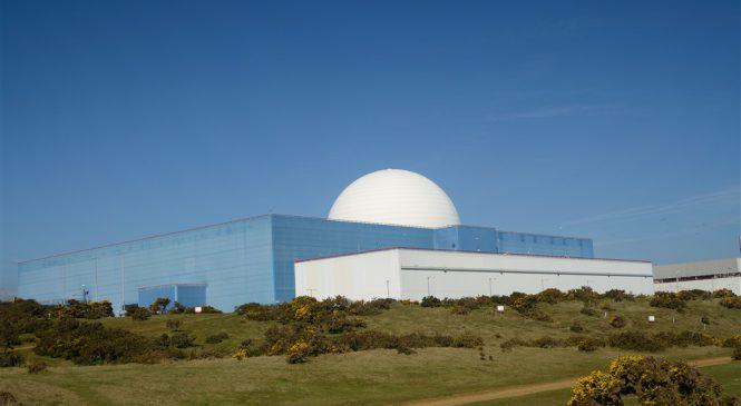 Elektrárny pod správou EDF