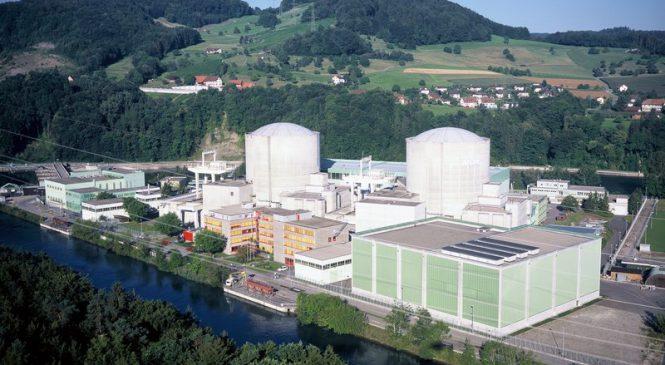 Oznámení ohledně předběžných příspěvků do švýcarského jaderného fondu