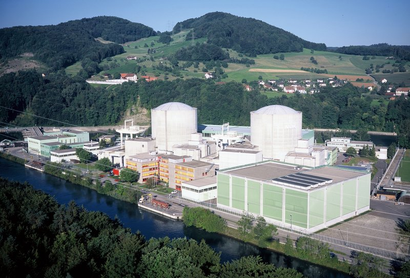 jaderná energie - Oznámení ohledně předběžných příspěvků do švýcarského jaderného fondu - Back-end (kkw beznau 1) 1