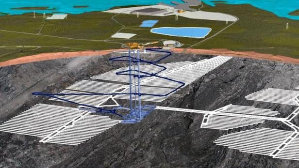 jaderná energie - Stát plánuje dál zkoumat všech sedm lokalit pro úložiště jaderného odpadu - V Česku (uloziste) 1