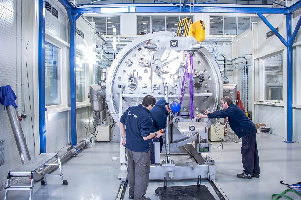 jaderná energie - NUVIA se bude podílet na výstavbě neutronového centra ve Skandinávii za 300 milionů korun - Věda a jádro (1 1 1024) 3