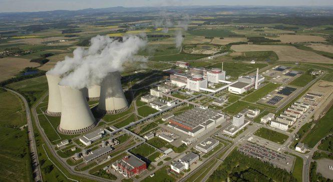 JE Temelín chce v tomto roce vyrobit kolem 15 TWh elektřiny, přijme 80 lidí