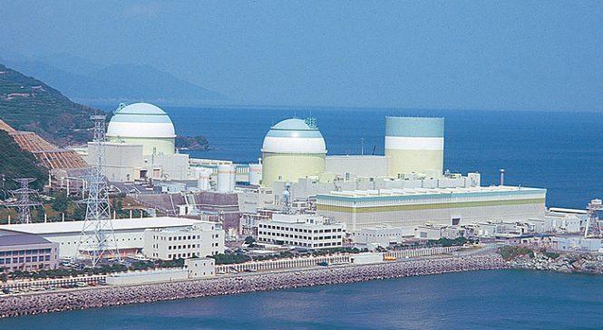 Prezident organizace JAIF naléhá na restartování reaktorů v rámci boje proti klimatickým změnám