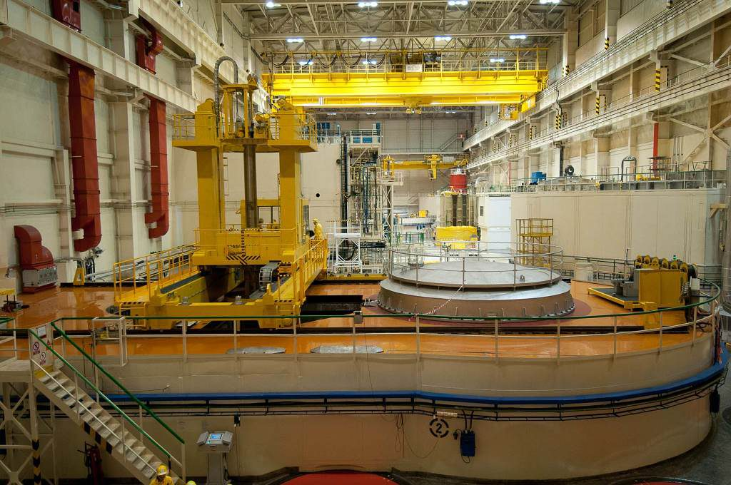jaderná energie - ČEZ žádá o povolení provozu pro 2. blok, nynější končí v červenci - V Česku (JAS4662 1024) 1
