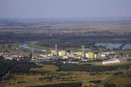 jaderná energie - Třetí blok JE Paks bude vprovozu o 20 let déle - Ve světě (JE PAKS) 1