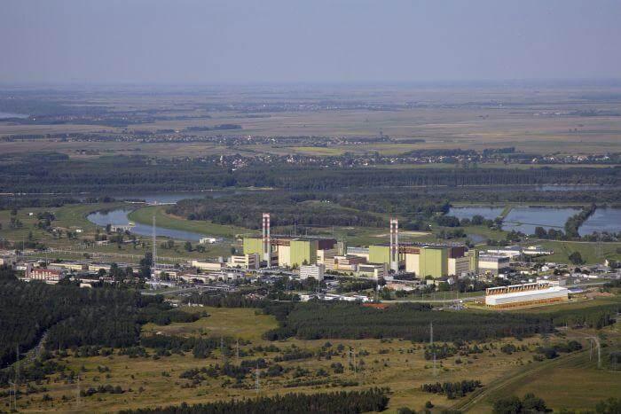 jaderná energie - Třetí blok JE Paks bude vprovozu o 20 let déle - Ve světě (JE PAKS) 3
