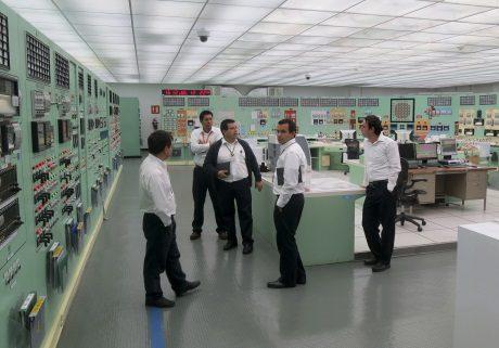 jaderná energie - Modernizace simulátoru pro mexickou jadernou elektrárnu Laguna Verde - Ve světě (Laguna Verde simulator 460 L3 MAPPS) 1