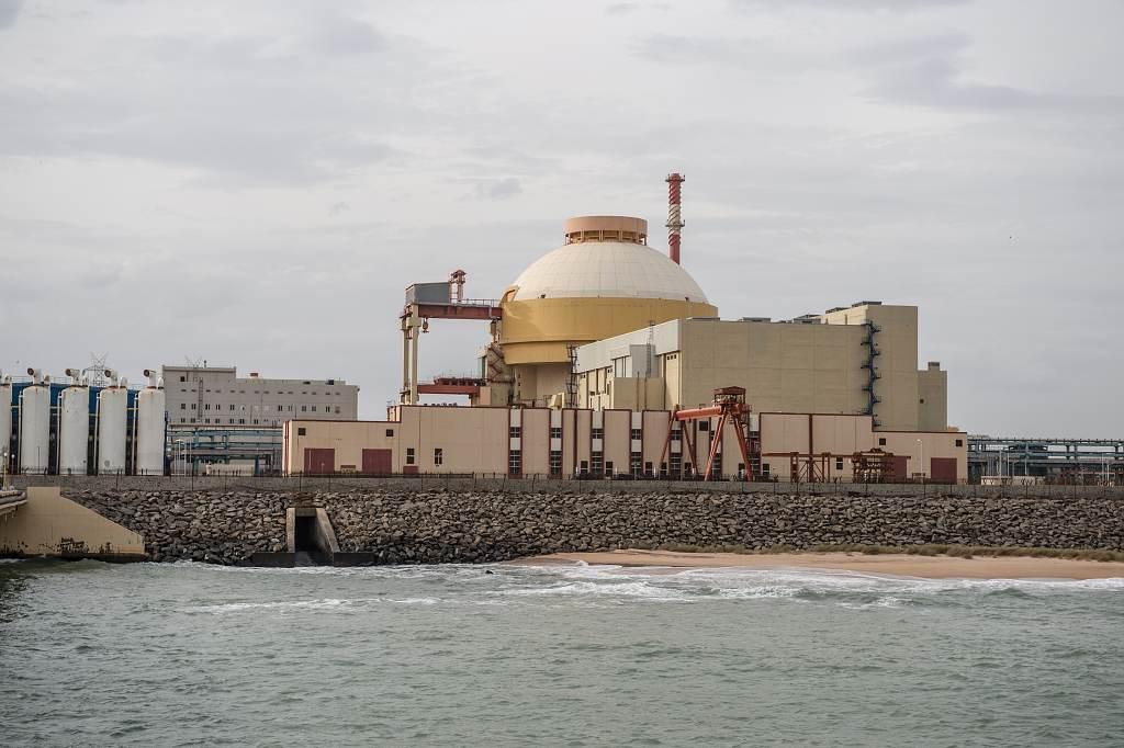 jaderná energie - Druhý blok indické JE Kudankulam dosáhl plného výkonu - Nové bloky ve světě (TSS 3647 1024) 4