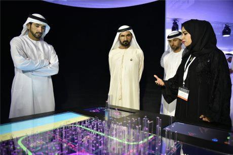 jaderná energie - Spojené arabské emiráty odhalily dlouhodobou energetickou strategii - Nové bloky ve světě (UAE strategy launch460) 1