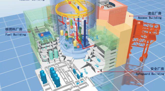 Společnost CGN začala s výstavbou druhého bloku typu Hualong One