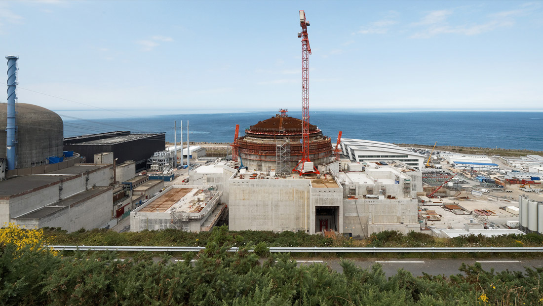 jaderná energie - Energia.sk: Areva môže dostať od francúzskej vlády pomoc 4,5 miliardy eur - Ve světě (flamnaville) 3