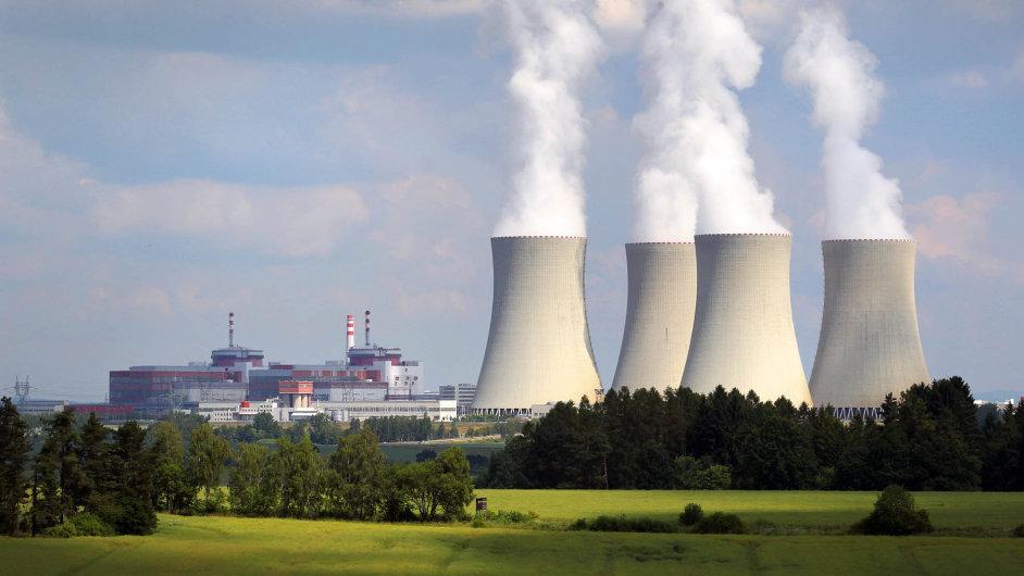 jaderná energie - Vešel v platnost nový atomový zákon, jenž má pomoci při stavbě nových bloků - V Česku (jarvis 56f19647498ea754521d47df) 1