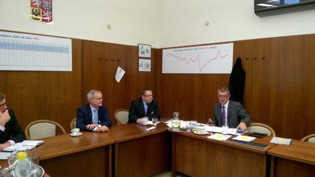 jaderná energie - Energetické Třebíčsko jednalo s ministrem Babišem kvůli 5. bloku v Dukovanech - Nové bloky v ČR (trebicsko) 1