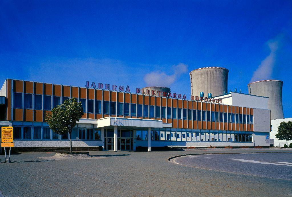 jaderná energie - Z JE Dukovany poveze skupina ČEZ do Plzně stator generátoru vážící 174 tun - V Česku (01 dukovany 1) 1