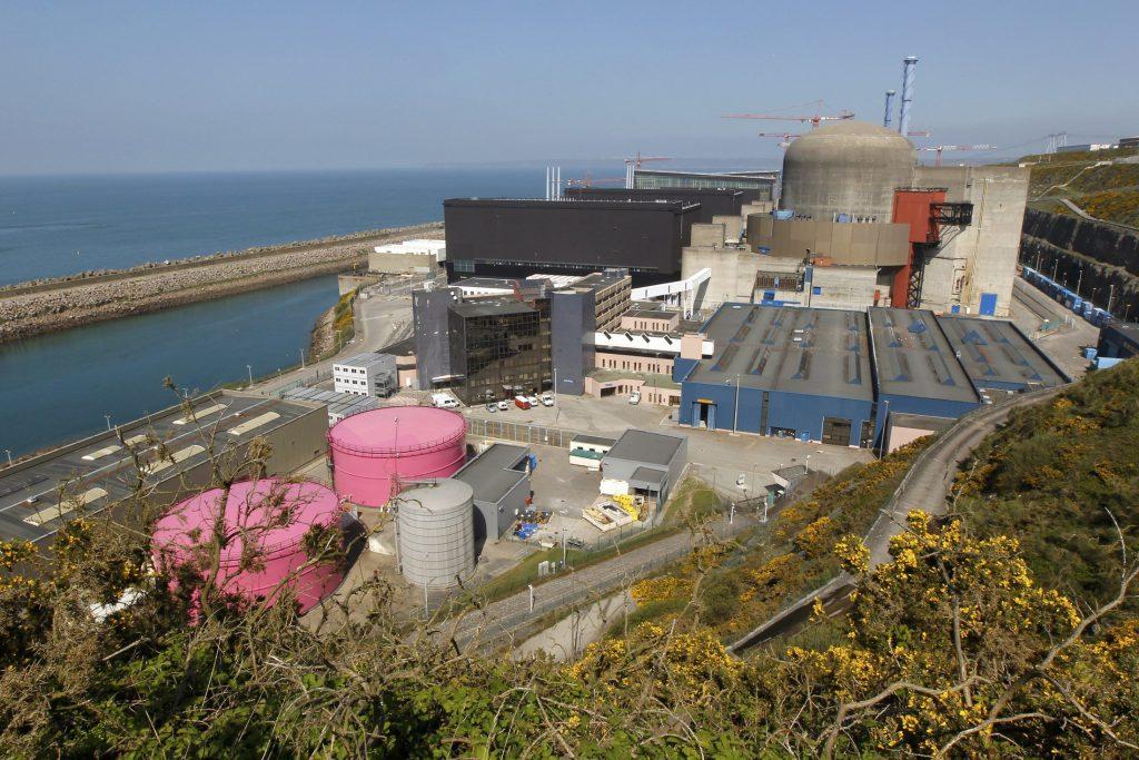 jaderná energie - Výbuch ve francouzské JE Flamanville byl bez úniku radiace - Ve světě (BN SA574 2WRFl OR 20170209073918) 1