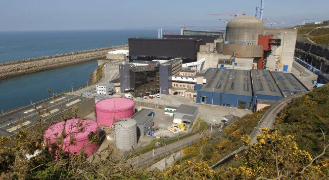 Výbuch ve francouzské JE Flamanville byl bez úniku radiace