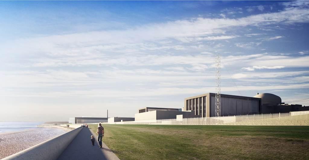 jaderná energie - Po brexitu by mohlo vzniknout celoevropské jaderné společenství - Nové bloky ve světě (CGI image of Hinkley Point C 1024) 3