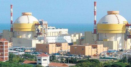 jaderná energie - Výstavba třetího a čtvrtého bloku JE Kudankulam má začít již brzy - Nové bloky ve světě (Kudankulam Power Project) 1