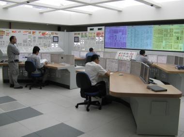 jaderná energie - Modernizace simulátoru čínské JE Lin-kao - Ve světě (Ling Ao II Simulator) 1