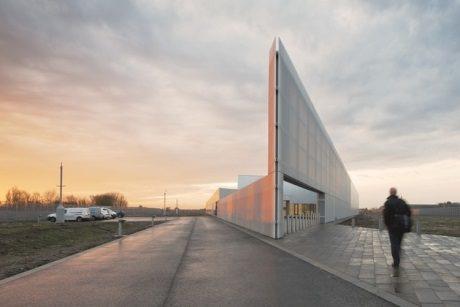jaderná energie - Ve Skotsku byl otevřen britský národní archiv jaderné energetiky - Ve světě (Nucleus national nuclear archive 460 NDA) 1