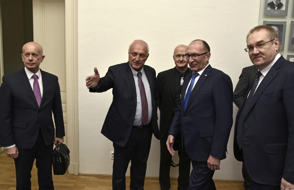 Brněnské VUT navštívil rektor ruské technické univerzity, budou spolupracovat voblasti jádra