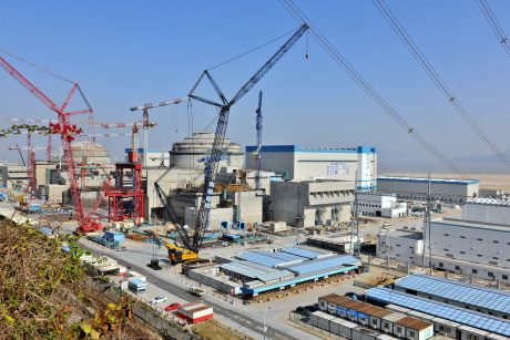 jaderná energie - Čína reviduje harmonogram výstavby bloků typu EPR - Nové bloky ve světě (Taishan 1 and 2 460 CGN) 1