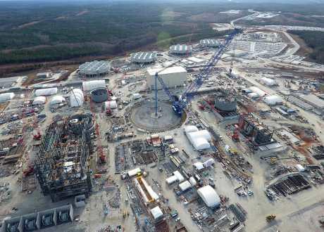 jaderná energie - Společnost Westinghouse ujišťuje vlastníky JE Summer - Ve světě (Vogtle 3 CA01 Scana 460) 1