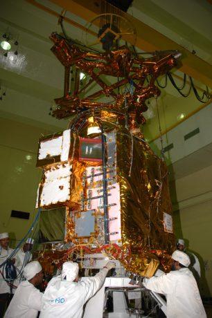 jaderná energie - Indie použije ruské zářiče při výzkumu Měsíce - Jádro ve vesmíru (chandrayaan 04) 1