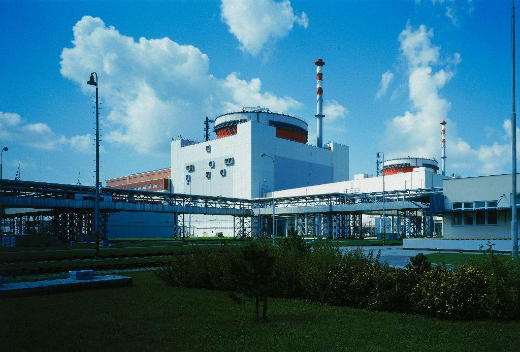 jaderná energie - JE Temelín vyrobila v minulém měsíci 1,4 TWh elektřiny - V Česku (01 temelin) 2