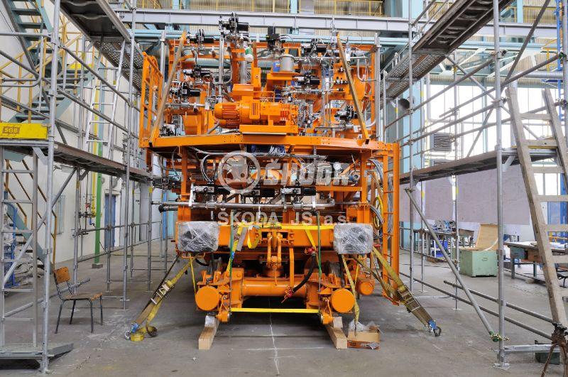 jaderná energie - Společnost Škoda JS dodá do Francie stroj na vyvážení vyhořelého paliva - V Česku (02 zarizeni pro transport paliva) 3
