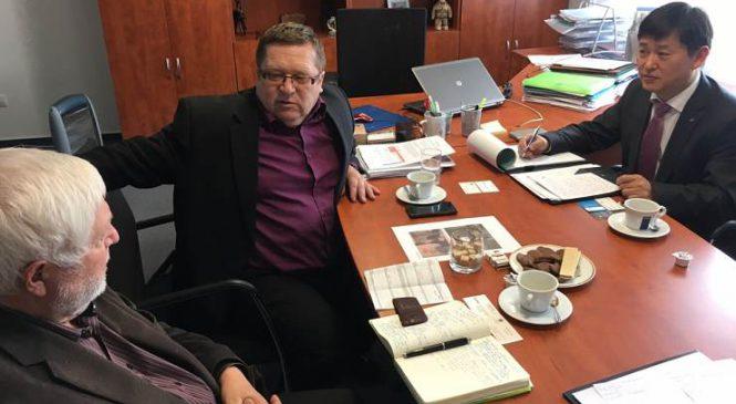 Energetické Třebíčsko: Zástupce korejské KHNP v Třebíči