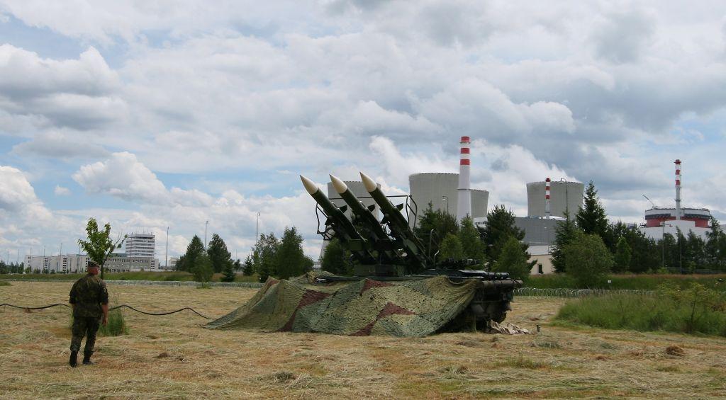 jaderná energie - Temelín čeká cvičení Safeguard 2017 - V Česku (2015 0603 safeguard media 3) 2