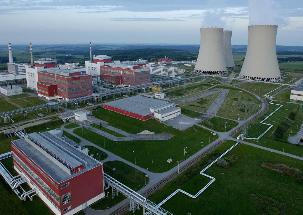 jaderná energie - Teplo z Temelína zlepšuje ovzduší v Týně nad Vltavou - V Česku (28 1024) 1