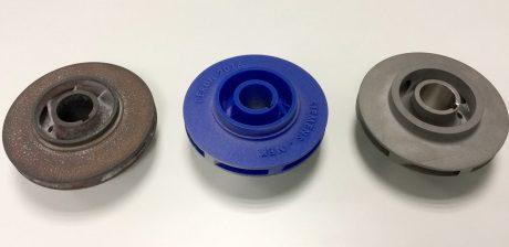 jaderná energie - Siemens vytiskl pomocí 3D tisku součást pro JE Krško - Ve světě (3D printed impeller for Krsko 460 Siemens) 1