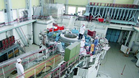 jaderná energie - Agentura MAAE uznává pokrok v bezpečnosti kazašského výzkumného reaktoru - Ve světě (Alatau research reactor 460 P Chakrov Institute of Nuclear Physics) 1