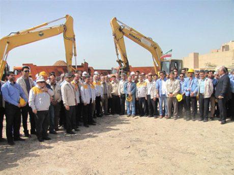 jaderná energie - Írán začal s výstavbou druhého bloku JE Búšehr - Nové bloky ve světě (Bushehr II work starts 460 ASE) 1