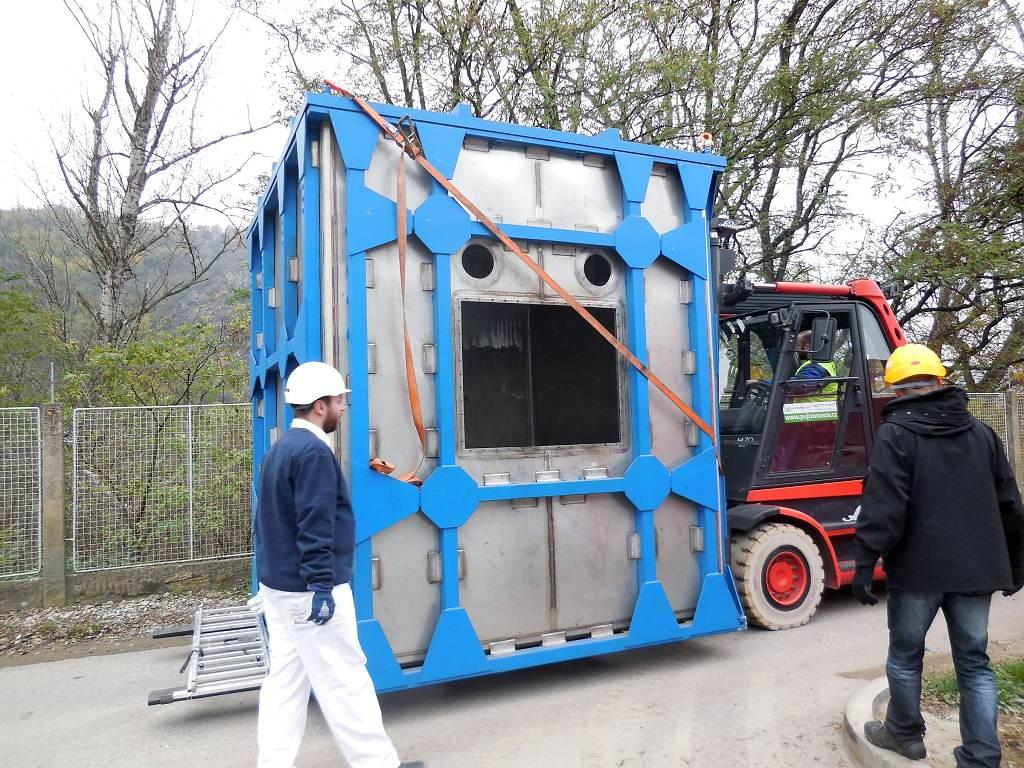 Euro: Sen o českém reaktoru se rodí v Řeži