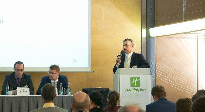 Jádro bylo součástí každoroční konference Očekávaný vývoj odvětví energetiky