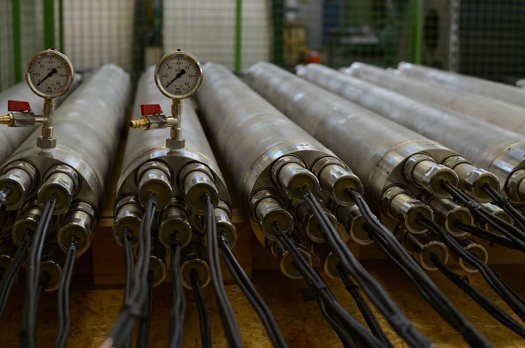 jaderná energie - Kabelovna Kabex dokončila tříletý kontrakt pro JE Dukovany - V Česku (DSC 4215 1024) 1
