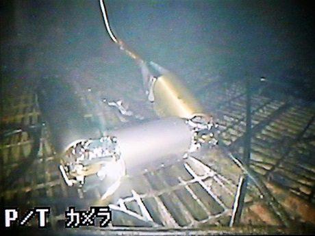 jaderná energie - Na prvním bloku JE Fukušima Dajiči začal robotický průzkum - Ve světě (Fukushima Daiichi 1 PCV robot survey 460 Tepco) 1