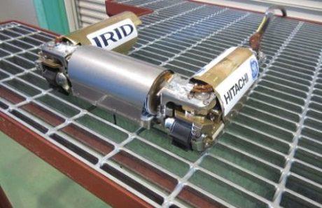 jaderná energie - Na prvním bloku JE Fukušima Dajiči byl obnoven robotický průzkum - Ve světě (PMORPH robot 460 IRID) 1