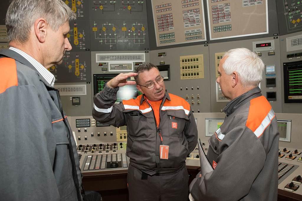 jaderná energie - V Dukovanech začala prověrka WANO a také neplánovaná odstávka - V Česku (S14 1359 1024) 2