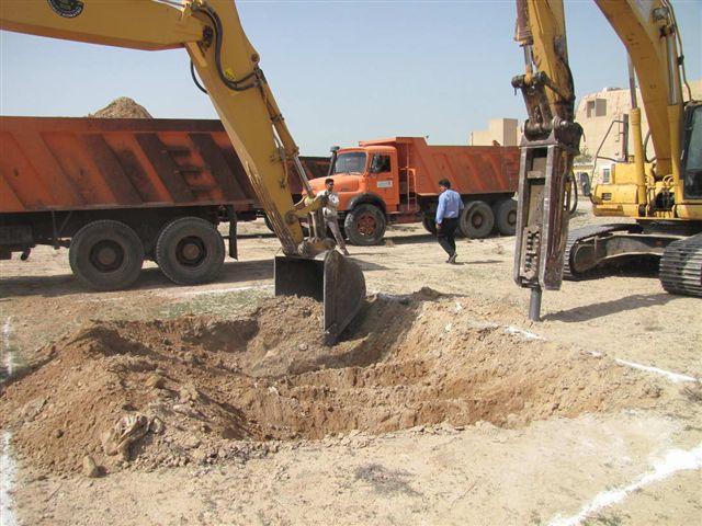 jaderná energie - Na staveništi JE Búšehr 2 byly zahájeny zemní práce - Nové bloky ve světě (Zahájení pozemních prací na JE Búšehr II) 1
