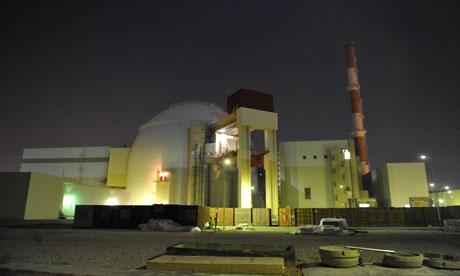 Búšehr, íránská jaderná elektrárna