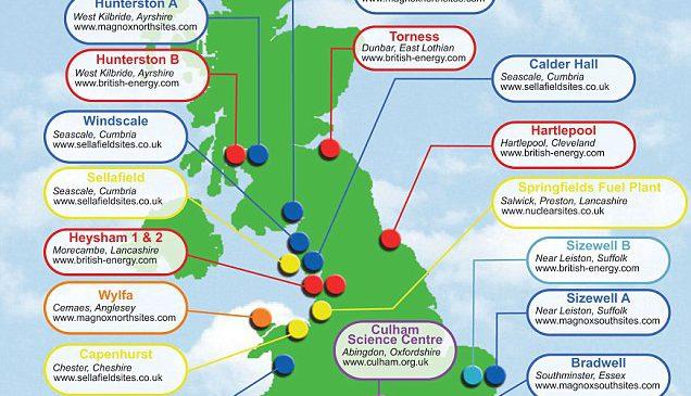 Hitachi-GE a Westinghouse usilují o dokončení britského procesu GDA