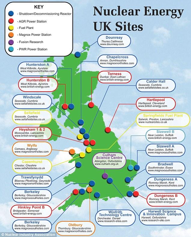 jaderná energie - Hitachi-GE a Westinghouse usilují o dokončení britského procesu GDA - Nové bloky ve světě (c336b8addafbc8b2944961391e1e5981) 1