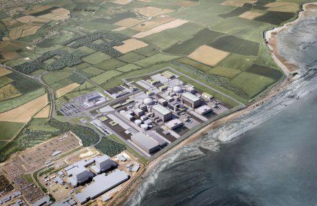 jaderná energie - JE Hinkley Point C dostala první povolení k výstavbě - Ve světě (ed001 oblique aerial view 1.70 mfinal rgb) 1