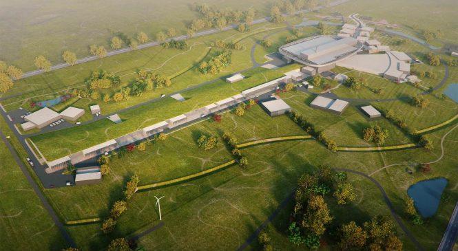 E15.cz: ZVVZ dodá vzduchotechniku do neutronového centra ve švédském Lundu